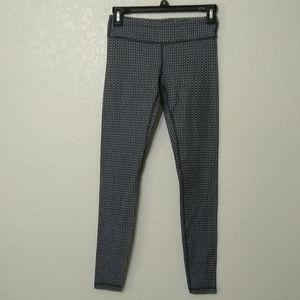 Ivivva Lululemon textured full length legging